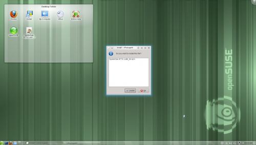 openSUSE 11.4: el análisis 34