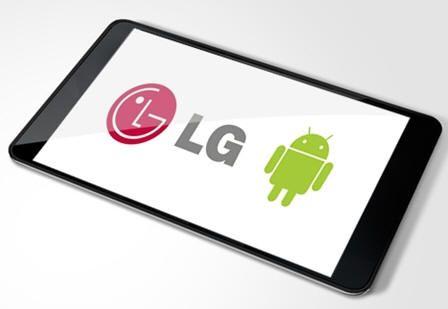 Google prepara un Tablet Nexus Pad fabricado por LG