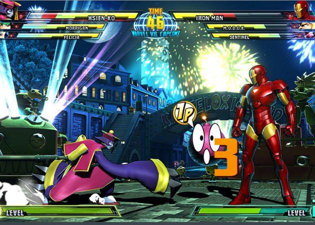 Análisis Marvel vs Capcom 3