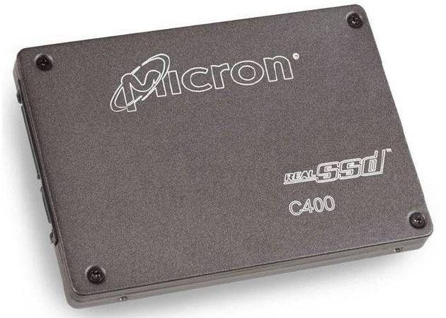 Micron RealSSD C400 a la venta