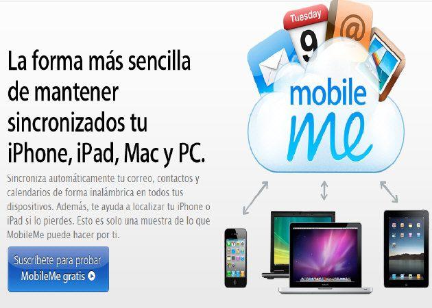 MobileMe 2011 en abril, renovado y gratuito