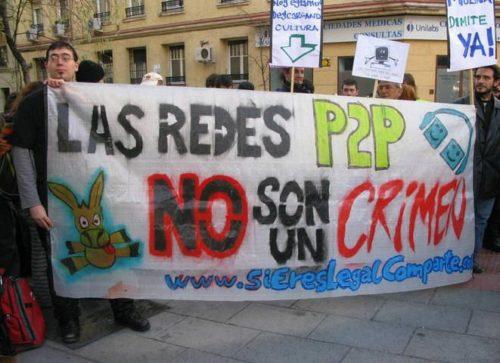 Spanishare era legal, caso archivado para la demanda a la mayor P2P 29