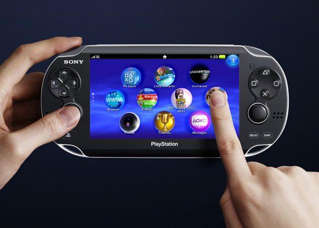 Sony NGP llegará a Europa el próximo 11 de noviembre