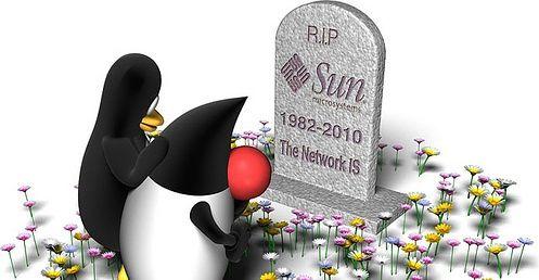 Oracle cerrará Sun.com el próximo día 1 de junio