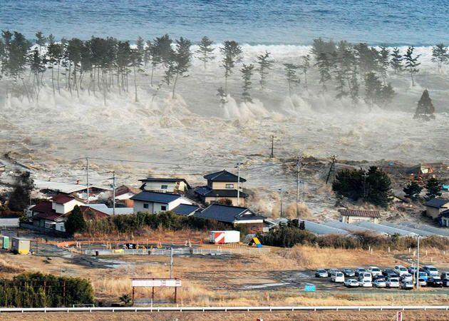Todos los detalles del terremoto y del tsunami de Japón en la Red