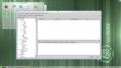 openSUSE 11.4: el análisis 35