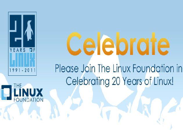 20 años de Linux y lo mejor está por venir