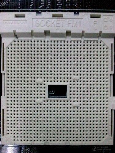 Primera imagen y detalles del socket AMD FM1 para APUs Llano