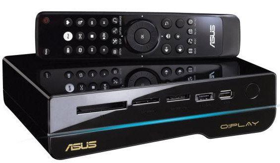O!Play Gallery HD, nuevo media player de ASUS