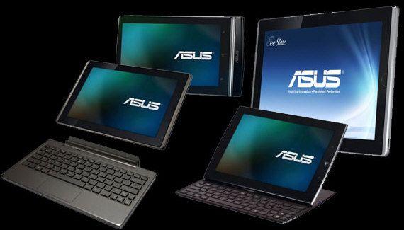 Tablet ASUS 2011, disponibilidad y precio