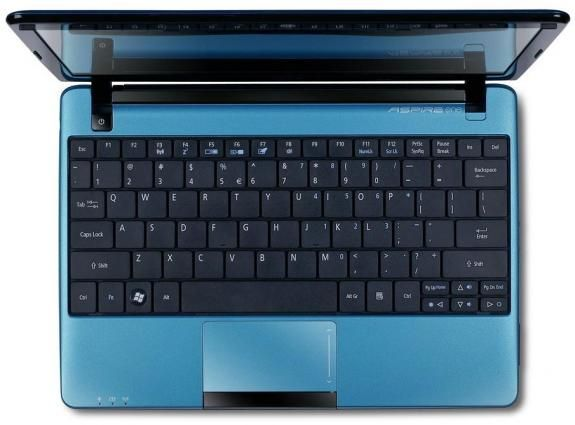 Acer Aspire One 722, netbook Fusion 29