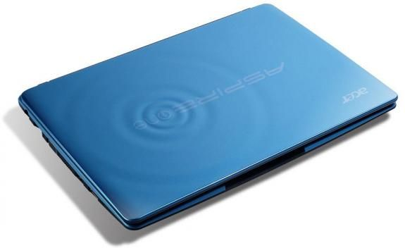 Acer Aspire One 722, netbook Fusion 30