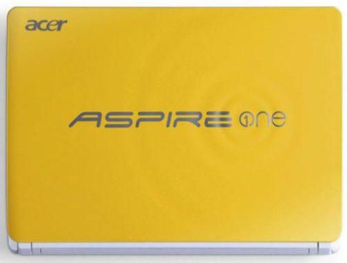 Acer Aspire One Happy, netbooks coloridos 30
