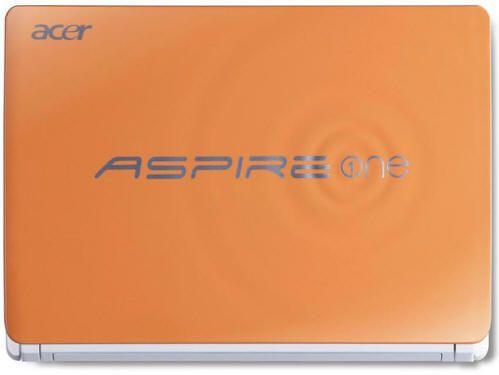 Acer Aspire One Happy, netbooks coloridos