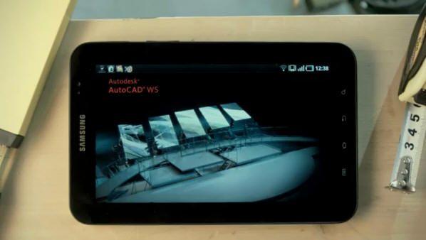 AutoCAD WS disponible en Android