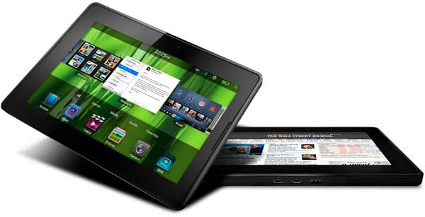 BlackBerry PlayBook 2 Blackberry PlayBook, ya a la venta