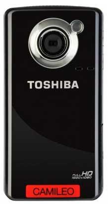 Toshiba aumenta la familia de cámaras Camileo 32