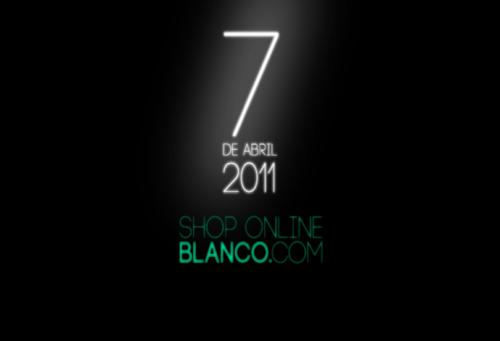 Blanco lanza tienda on-line para toda España