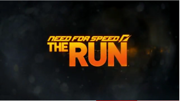 Need for Speed: The Run -Trailer-