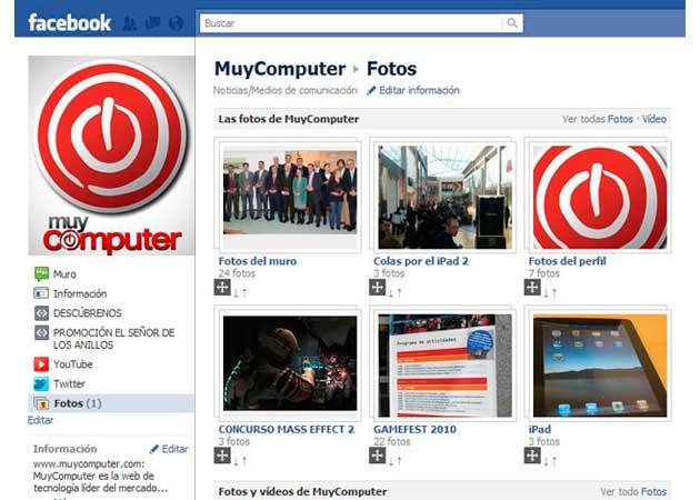 Cómo descargar álbumes de fotos de Facebook