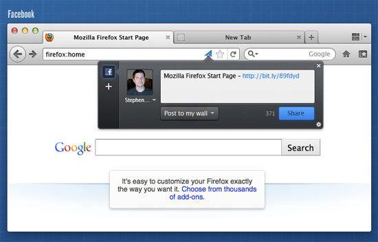 Nueve novedades que llegarán a Firefox 5 30