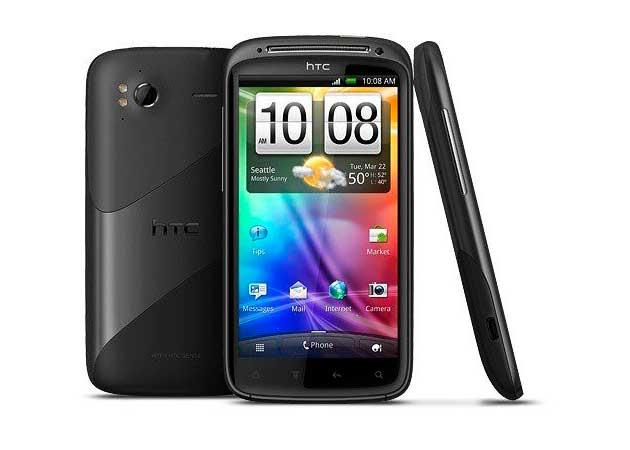 HTC Sensation, smartphone de gama alta con HTC Watch 30