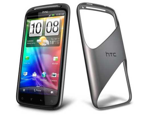 HTC Sensation, smartphone de gama alta con HTC Watch 32