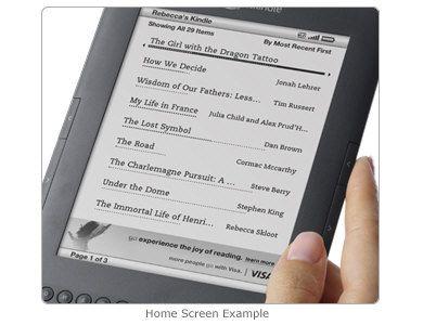 Amazon ofrece el Kindle a precio de saldo con publicidad