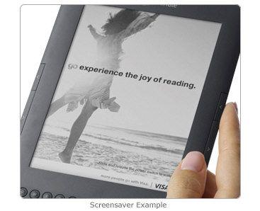 Amazon abarata el Kindle a cambio de incluir publicidad