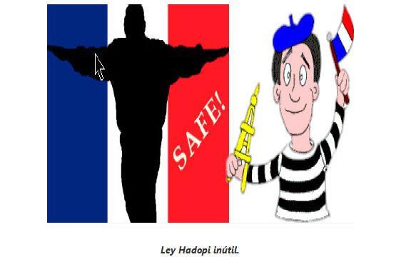 Sarkozy reconoce errores con la Ley Hadopi 30