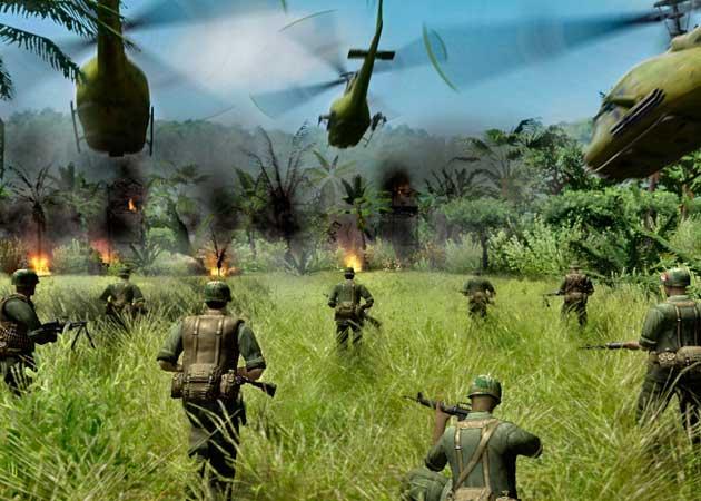 Men of War: Vietnam en vídeo