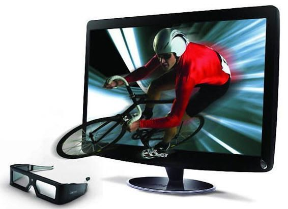 Acer comercializa nuevos monitores 3D 27