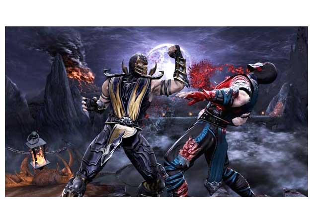 Mortal Kombat, a la venta el 26 de abril