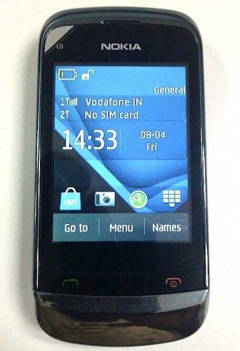 Nokia C2-06, filtrado el nuevo móvil dual SIM de Nokia 32