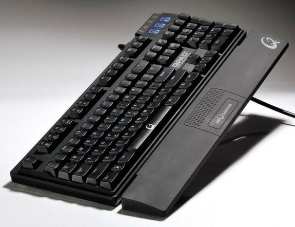QPAD anuncia el teclado mecánico para juegos MK-80 29
