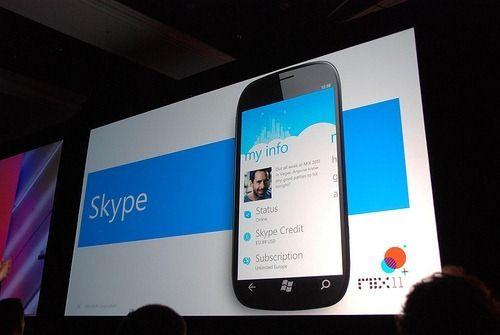 Avalancha de aplicaciones Windows Phone 7: Skype, Angry Birds, Spotify …