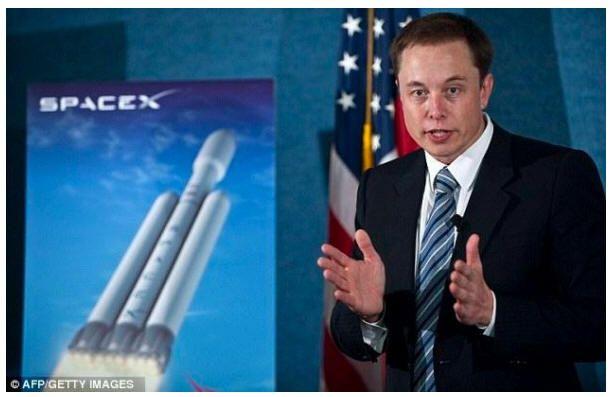 SpaceX promete vacaciones en Marte dentro de diez años