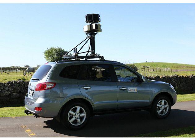 Google deja de tomar fotos para Street View en Alemania