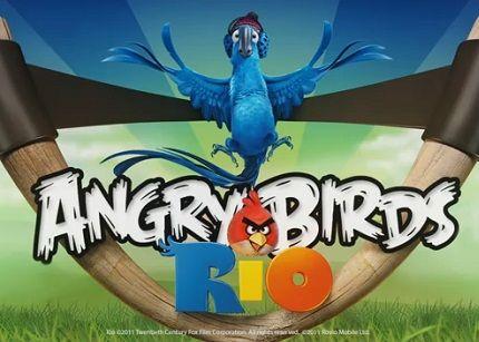 Angry Birds Rio consigue 10 millones de descargas en 10 días