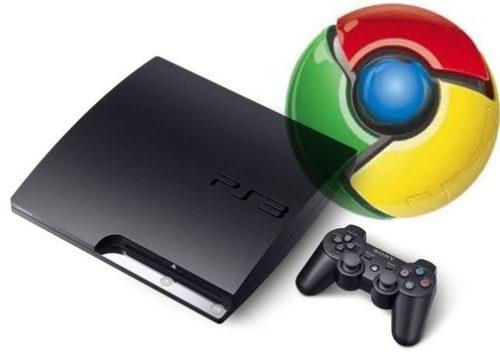 Chrome llegará a PS3
