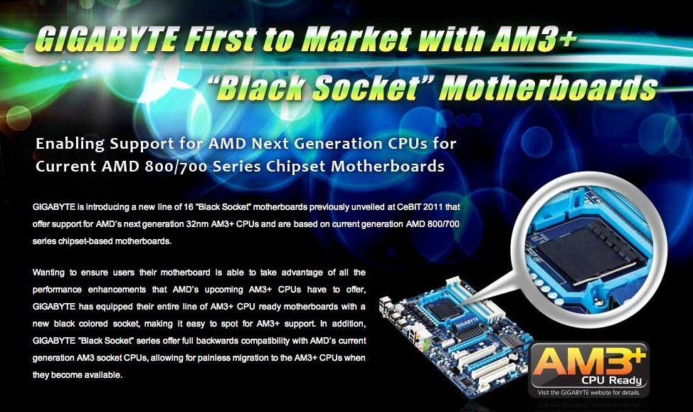 ¿Qué significa el cambio de AM3 a AM3+ en las nuevas CPUs AMD Bulldozer? 30