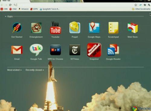 Google Chrome OS acaba de llegar a la primera versión estable