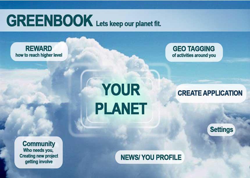 Todo lo que querías saber sobre GreenBook, ganador de Open Planet Ideas