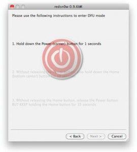 jb 4.3.1 5 450x5001 270x300 Jailbreak untethered 4.3.3 disponible, RedSn0w 0.9.6RC16