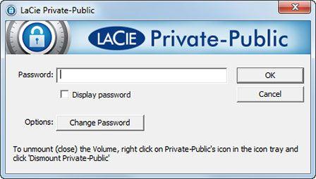 LaCie FastKey USB 3.0