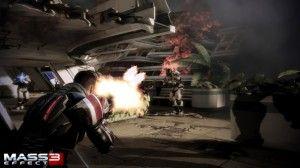 Primeras imágenes de Mass Effect 3, prometedoras