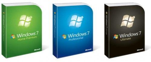 Microsoft ya ha vendido más de 350 millones de licencias Windows 7