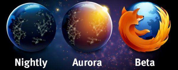 Firefox 5.0a2 'Aurora' disponible