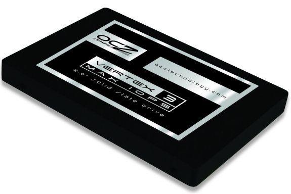 OCZ Vertex 3 Max IOPS a la venta, 550 Mbytes/s