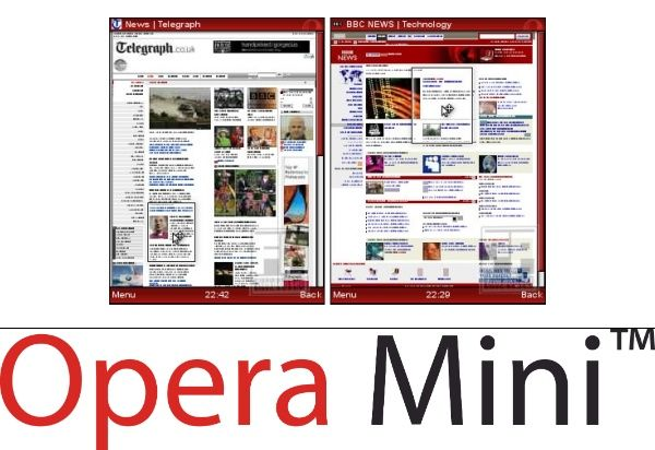 Opera mini alcanza 100 millones de usuarios